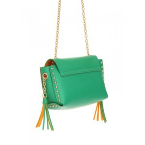 Pochette pandy bag turquoise Le Pandorine: You are a bad idea, but I like bad ideas