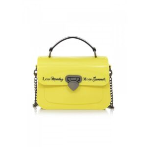 Pochette Pop-up rubber mini Le Pandorine: Less monday more summer