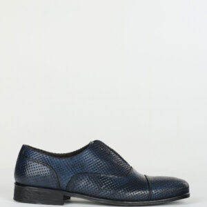 Scarpe stringate blu Daniele Alessandrini