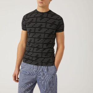 T-Shirt aquile Emporio Armani