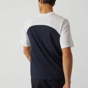T-Shirt bicolor Emporio Armani