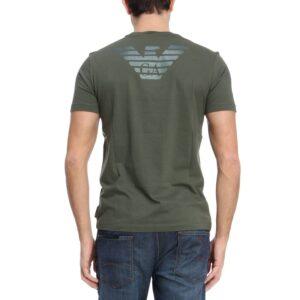 T-shirt verde Emporio Armani