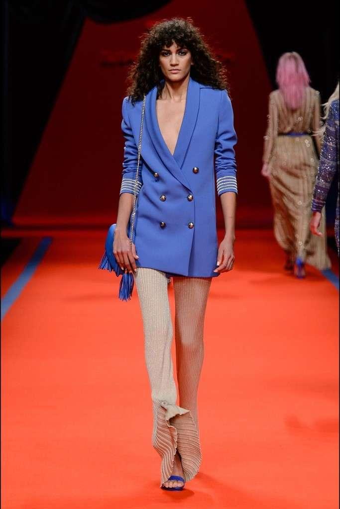 the best attitude fe62c fd8b1 Elisabetta Franchi: in passerella la collezione Autunno ...