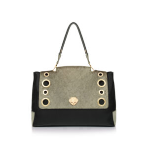 City bag testarda black Le Pandorine