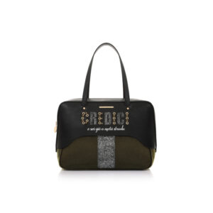 Doc Bag credici Black Le Pandorine
