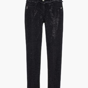 jeans con strass Patrizia Pepe