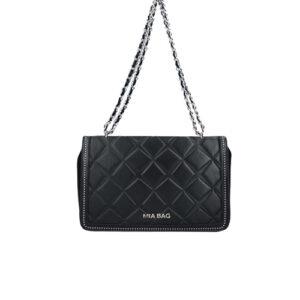 tracolla soft leather Mia Bag
