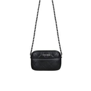 tracolla zip soft leather Mia Bag