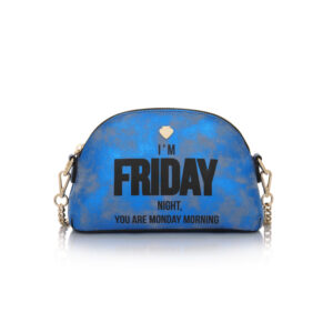Week Trousse friday blue Le Pandorine