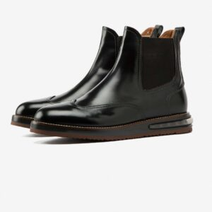 Air Chelsea Boot leather Barleycorn