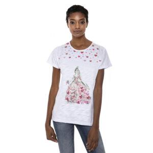 Tshirt regina di cuori Ranpollo