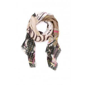 Pashmina addicted brown Le Pandorine