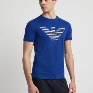 T-shirt stampa logo Emporio Armani