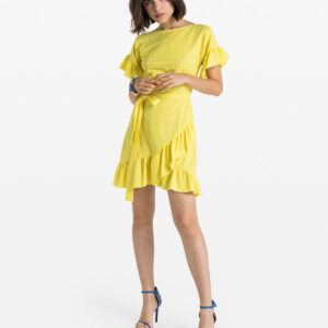 Abito giallo Patrizia Pepe