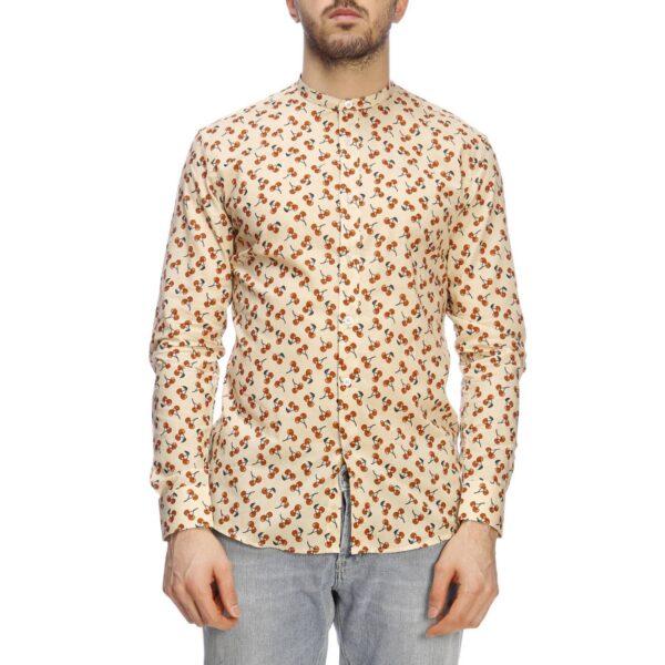 Camicia ciliegie Daniele Alessandrini
