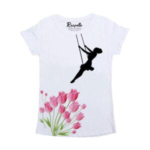 T-shirt altalena Ranpollo