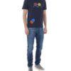 bmft-your-daily-stylist-blu-moda-fashion-team-pontecagnano-faiano-t-shirt-blu-daniele-alessandrini 1