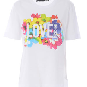 T-shirt fantasia Love Moschino