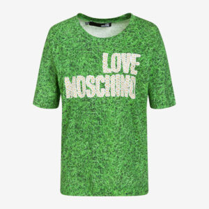 T-shirt Garden Love Moschino
