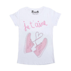 T-shirt je t'aime Ranpollo