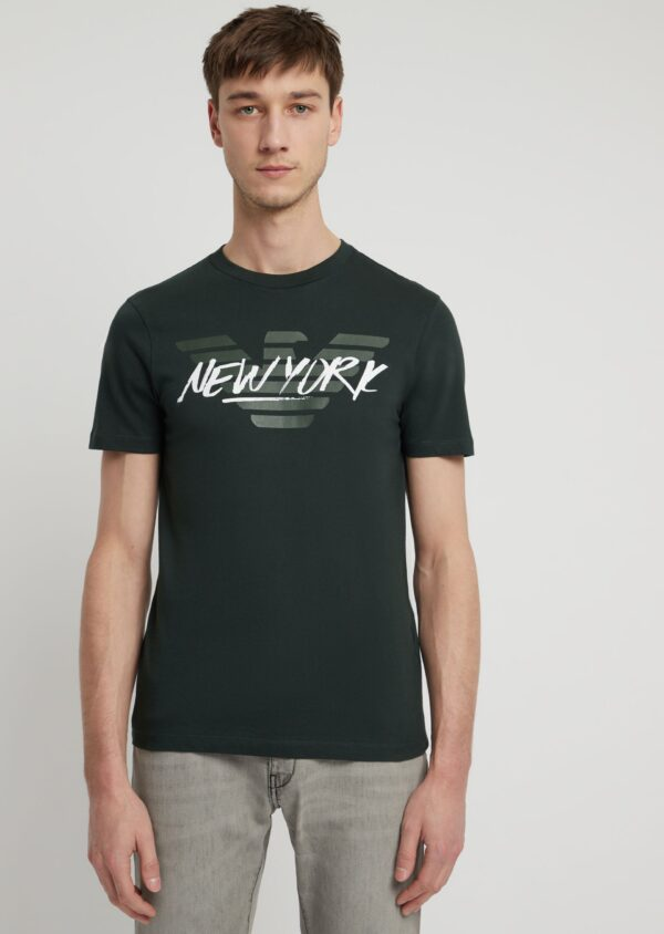 T-shirt New York Emporio Armani