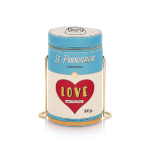 Tin Bag love Le Pandorine