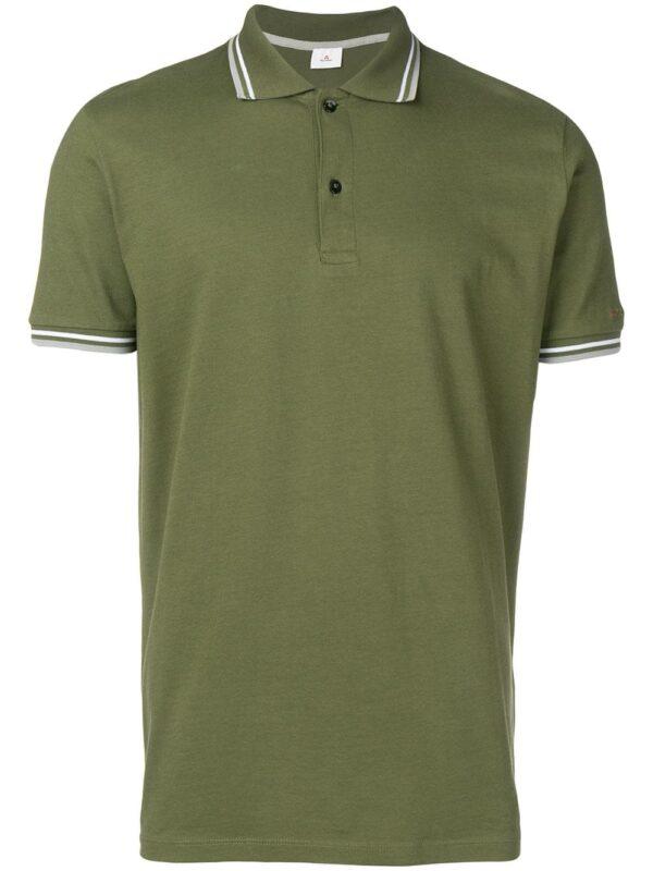 Polo verde peuterey