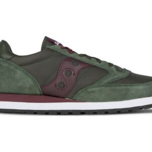Saucony Originals Jazz O' Verde Bordeaux