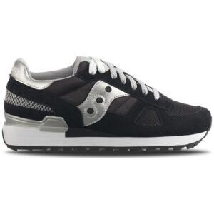 Saucony Originals Shadow O' Nero Argento