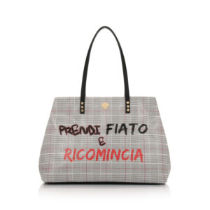Graffiti bag Fiato Le Pandorine
