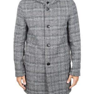 Cappotto grigio Daniele Alessandrini