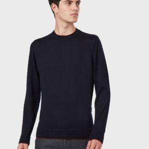 Maglione blu Emporio Armani