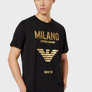 T-shirt Milano metal Emporio Armani