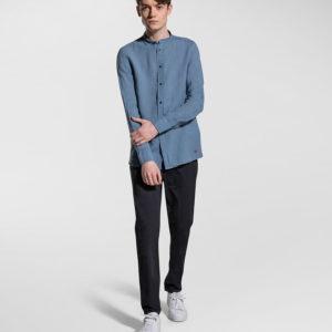 Camicia lino Peuterey