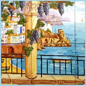 Sciarpa Amalfi Fefe Glamour