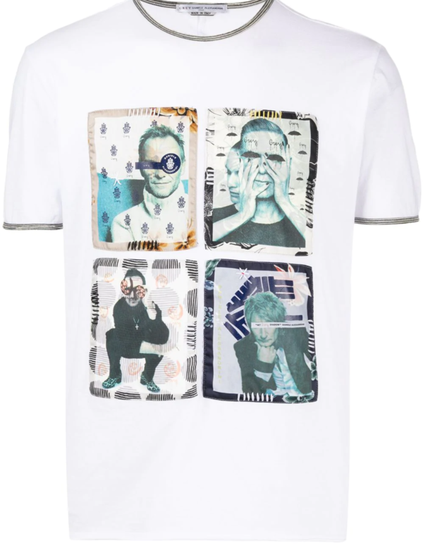T-Shirt pop art Daniele Alessandrini