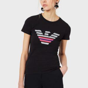 T-shirt aquila Emporio Armani