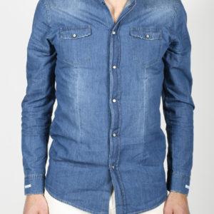 Camicia jeans Daniele Alessandrini