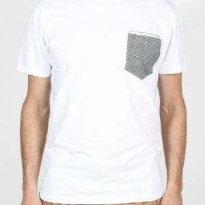 T-Shirt con taschino Daniele Alessandrini