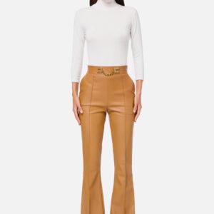 Pantalone a zampa Elisabetta Franchi