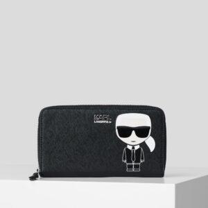 Portafoglio iconic Karl Lagerfeld