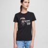 bmft-your-daily-stylist-blu-moda-fashion-team-pontecagnano-faiano-t-shirt-iconic-nera-karl-lagerfeld