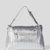 bmft-your-daily-stylist-blu-moda-fashion-team-pontecagnano-faiano-tote-bag-argento-karl-lagerfeld 2