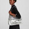 bmft-your-daily-stylist-blu-moda-fashion-team-pontecagnano-faiano-tote-bag-argento-karl-lagerfeld 4