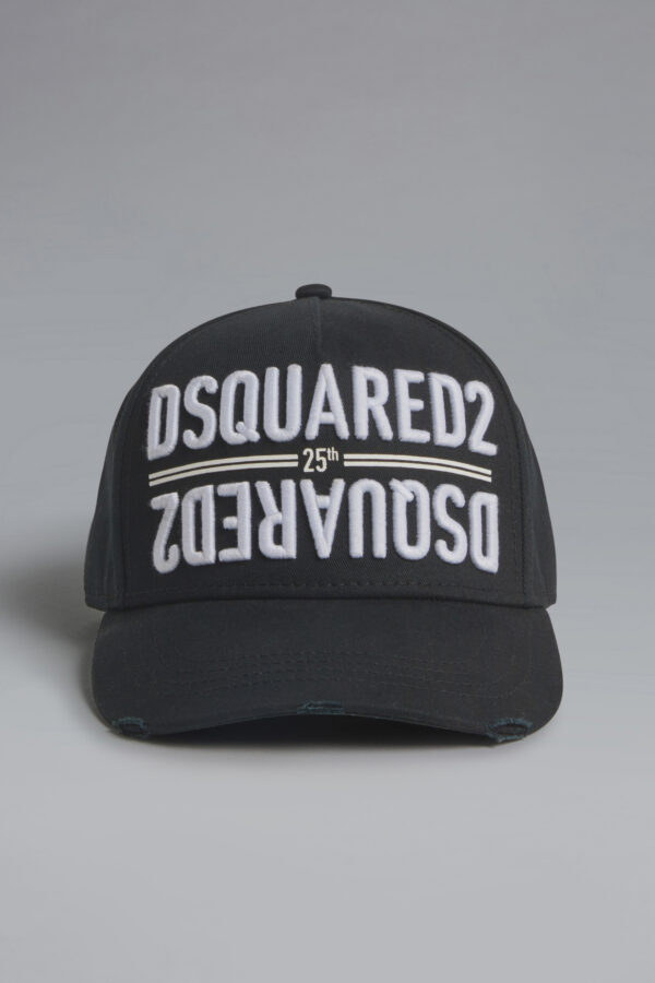 Cappello 25th anniversario Dsquared2