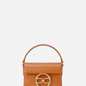 Micro bag cuoio Elisabetta Franchi