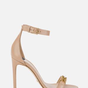 Sandalo con logo Elisabetta Franchi
