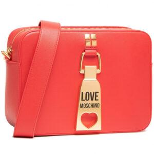 Tracolla rossa Love Moschino