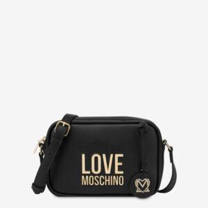 Tracolla zip Love Moschino