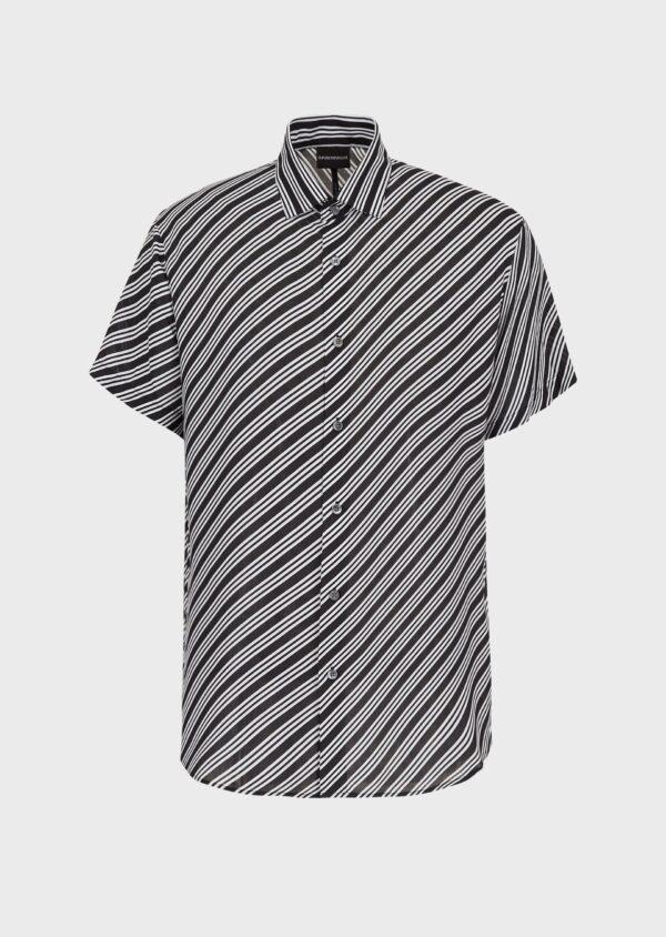 Camicia righe Emporio Armani